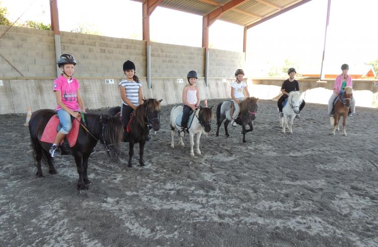 Poney club la Gardiole